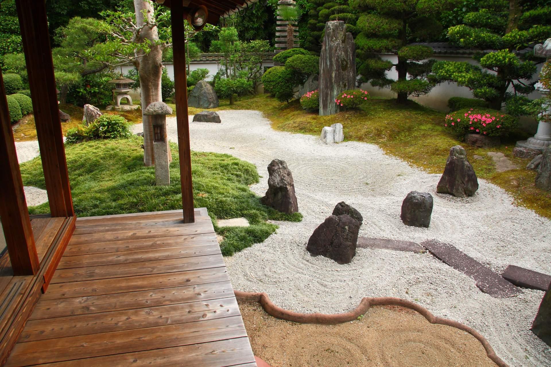 Bien entretenir un jardin japonais